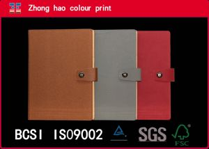 A4 PU Leather Notebook with Magnet Buckle (150531003)