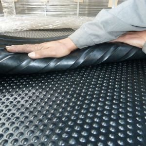 Rubber Stable Tiles/Cow Rubber Mat/Animal Rubber Mat pictures & photos