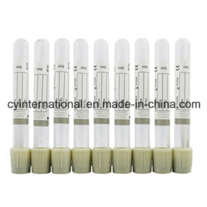 Medical Disposable Blood Collection Glucose Tube pictures & photos