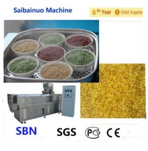 Factory Direct Supplier Automatic Man -Made Rice Making Machine/Processing Line/Production Line pictures & photos