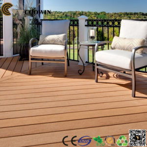 China Outdoor Patio Decking Floor Coverings China WPC Floor WPC Outdoor Fl