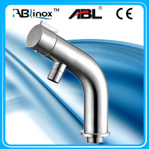 Modern Stainless Steel Basin Faucet (AB011)