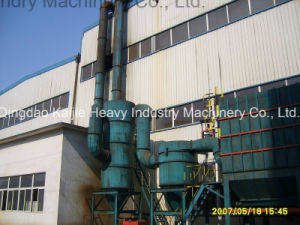 Cupola Furnace Manufacturer/ Longevous Cupola Furnace pictures & photos