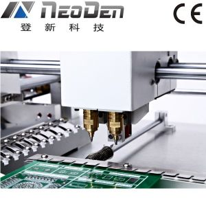 Automatic LED Chip Mounter, Pick and Place Machine TM220A pictures & photos