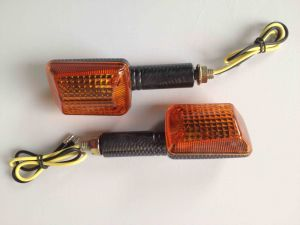 EEC Yellow LED Turning Lamp for Motorcycle pictures & photos