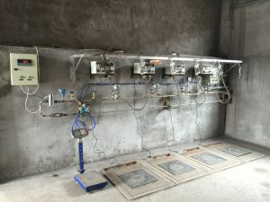 Liquefied Petroleum Gas Cylinder Manifold pictures & photos