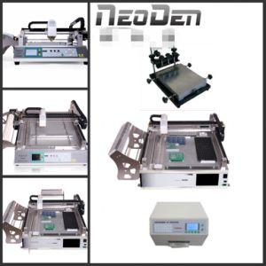 Desktop SMT Assembly Production Line pictures & photos