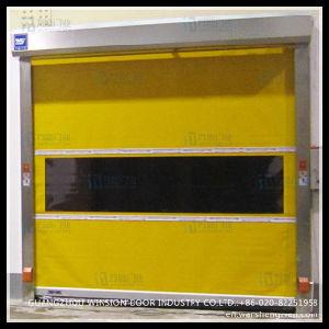 Auto Opener Interior Sliding Open Stype PVC Rolling Gate