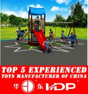 HD2014 Outdoor Small Garten Style Kids Park Playground Slide (HD14-120A) pictures & photos