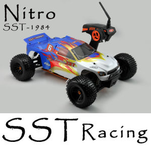 New 1/10 Scale 4WD Nitro Power off-Road Truggy (SST-1984)