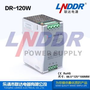 120W DIN Rail Switching Power Supply