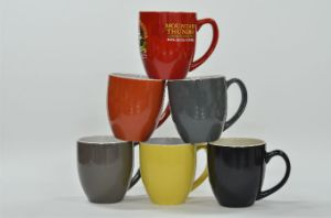 Color Handle Promotion Mug pictures & photos