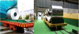 20T Transfer Cart with High-Quality Guarantee (KPX-20T) pictures & photos
