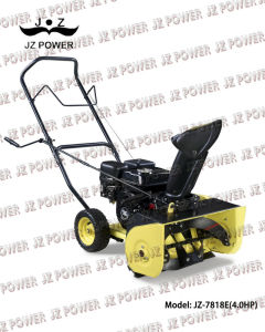 Snow Blower/Snow Thrower,4.0HP,with Tyre (JZ-7818E)