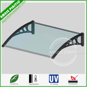 Modern Dutch Awnings Cover UV Resistant Polycarbonate Covering Carport Canopy pictures & photos