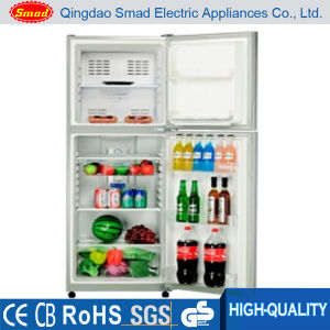Popular White/Silver Domestic Restaurant Refrigerator Freezer pictures & photos
