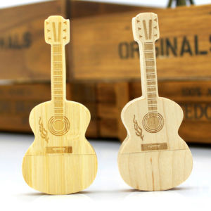 Custom Wooden Swivel USB Flash Drive (PZW207) pictures & photos