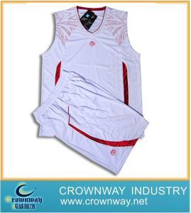 Custom Latest Design Sublimation Basketball Suit / Basketball Jersey pictures & photos