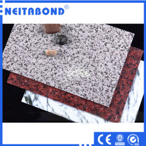 Metal Building Material of Aluminum Advertising Panel Stone Surface ACP pictures & photos