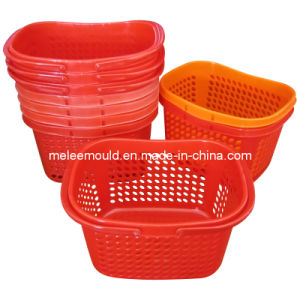 Plastic Injection Part Basket Mould/Mold (MELEE MOULD -262) pictures & photos