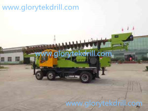 L360-10m Tractor Mounted Auger Drill Rig pictures & photos
