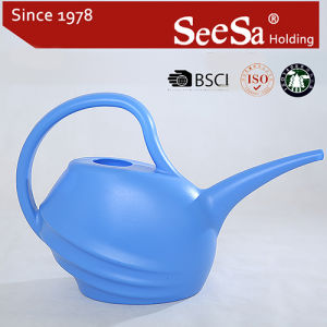 4lplastic Water Bucket/ Cup/Garden Pot/Watering Can pictures & photos