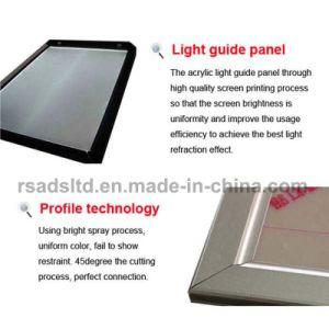 Wholesale Slim LED Sign Light Box pictures & photos