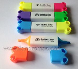 Bone Shape Creative Student Stationery Highlighter Pen pictures & photos