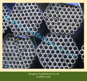 Steel Tube/ Hot Dipped Galvanized Tube/G. L. Tube/ Scaffold Tube pictures & photos