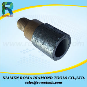 "Romatools Diamond Milling Tools of 1"" Finger Bits pictures & photos"