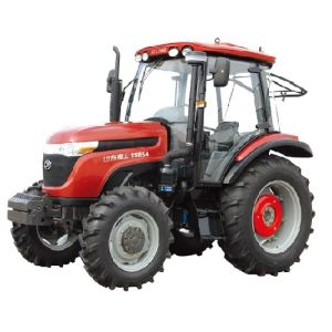 Ts Brand 85HP 4WD Farm Tractor with New Surface pictures & photos