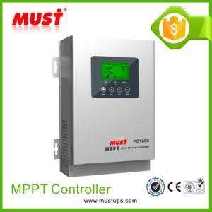 Must Power 45A/60A MPPT Solar Controller Charger pictures & photos