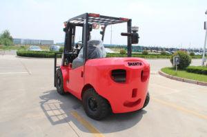 4 Ton Diesel Forklift pictures & photos