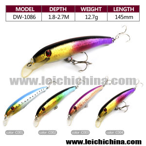 Cheap in Stock 12.7g 145mm 4 Color Per Set Fishing Tools Lure pictures & photos