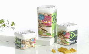 Square Cans Preservation Tank Keep Fresh Storage Container pictures & photos