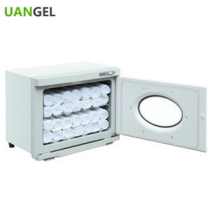 Hot Towel Cabinet UV Sterilizer Towel Warmer for Beauty Shop pictures & photos