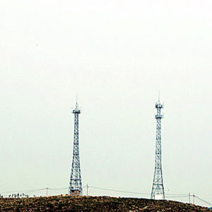 Telecommunication Power Transmission Steel Tower pictures & photos