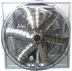 Direct Drive Cowhouse Exhaust Fan with Stainless Steel Blades pictures & photos