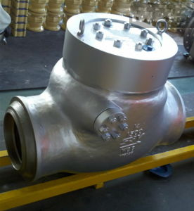 High Pressure Swing Type Check Valve pictures & photos