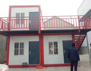 Prefabricated Container House on Sale pictures & photos