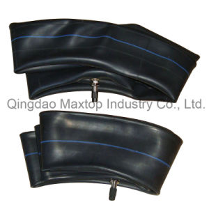 Motorcycle Tyre Inner Tube / China Electric Bicycle Butyl Inner Tube pictures & photos