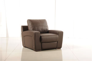 Promotional Modern Leather Sofa (C642) pictures & photos