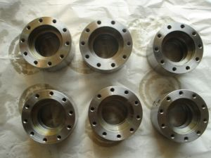 Customized Forged, Investment Casting Bushing Steel Bushing pictures & photos