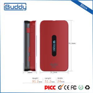 Buddy Bbox 18650 Battery Box Mod Vaporizer Box Mod Kits pictures & photos