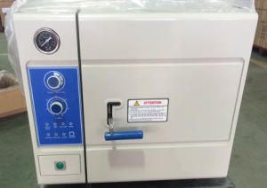 Steam Sterilizer Table Top Dental Autoclave for Sale pictures & photos