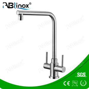 Stainless Steel Kitchen Faucet (AB118) pictures & photos