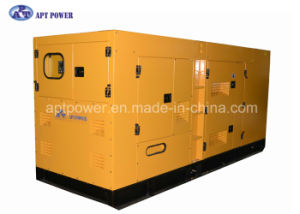 60Hz Outdoor Diesel Generators 240V with Weather Proof Canopy pictures & photos