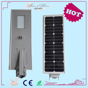 80W All in One Integrated Solar Street Lights for Sale pictures & photos