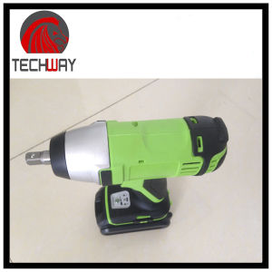 "Heavy Duty 1/2"" Cordless Impact Wrench pictures & photos"