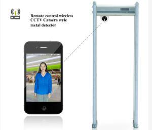 Metal Detectos Walk Through Gate Full Body Scanner pictures & photos
